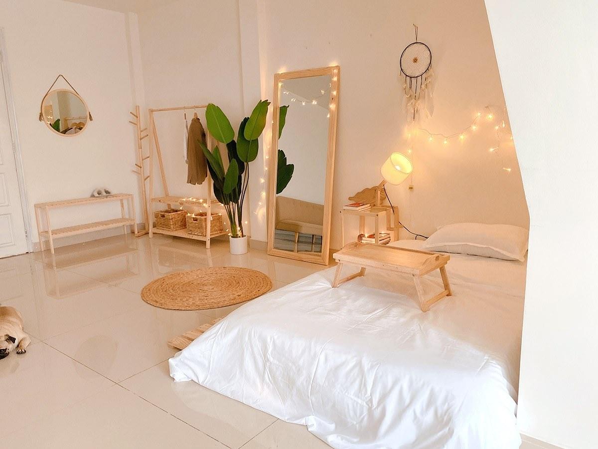 Phòng ngủ kiểu Hàn 1