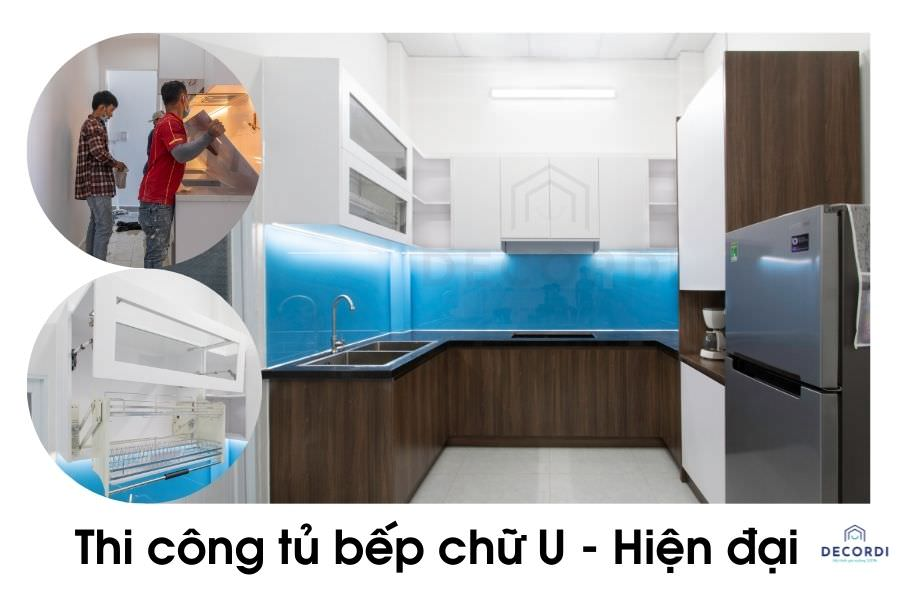 thi cong tu bep 1