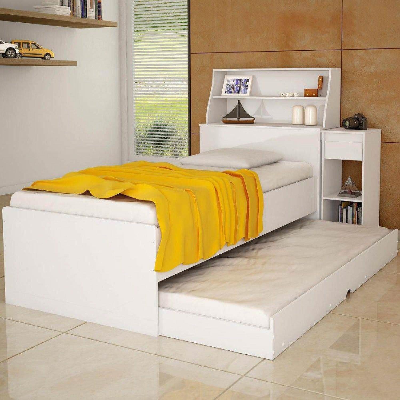 Giường ngủ kéo đa năng cho phòng ngủ người lớn