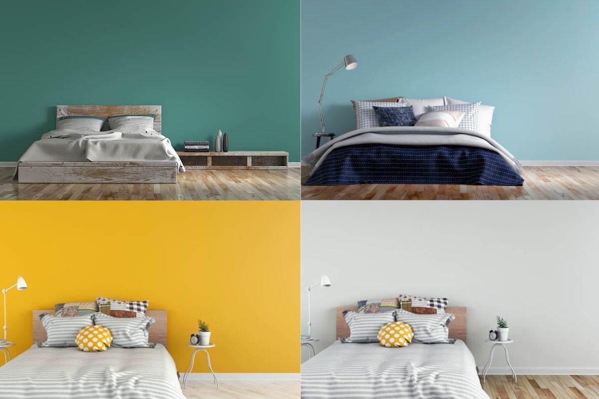 xu hướng màu sơn phòng ngủ hợp phong thủy
