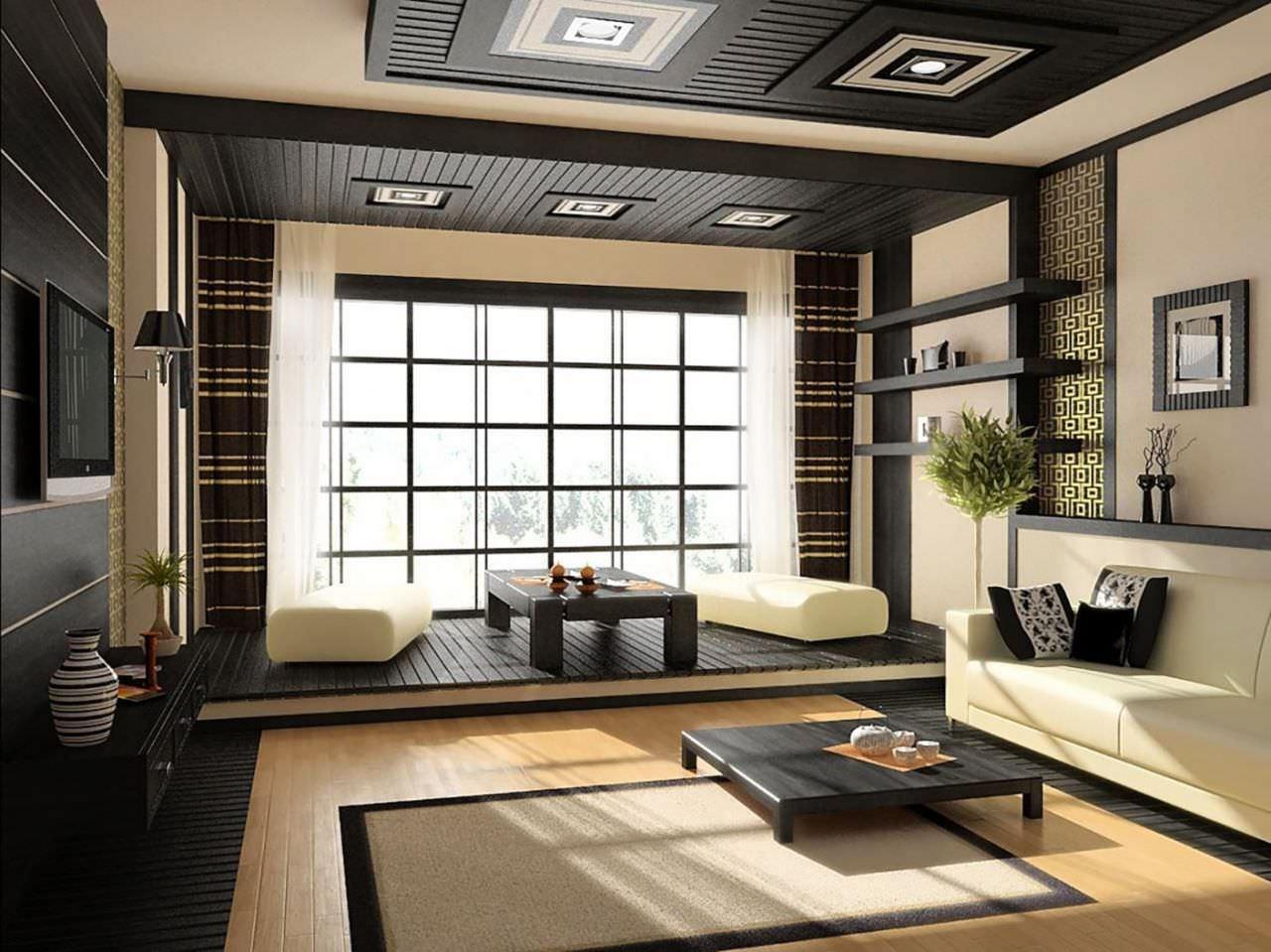 Không gian phòng khách sáng sửa hơn nhờ cửa kính trượt