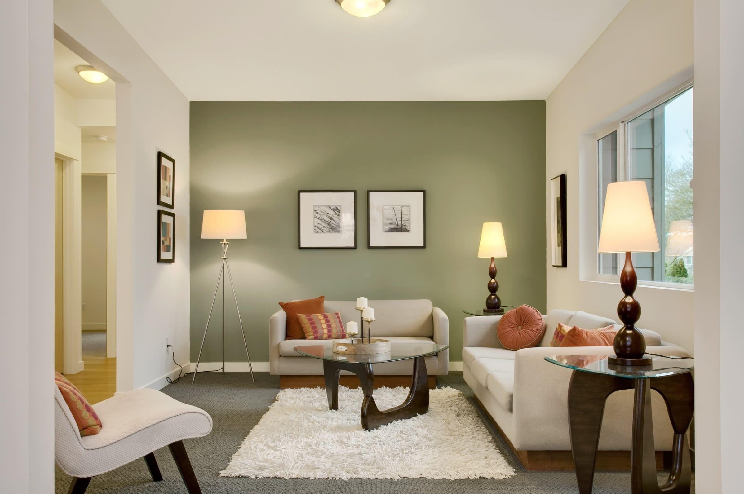 Sắp xếp vị trí nội thất khoa học cho phòng khách nhỏ